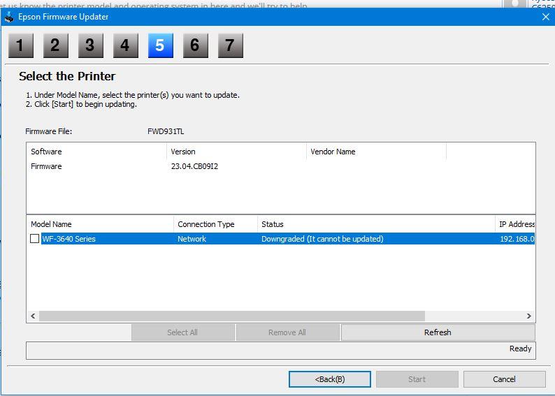 Epson wf 2760 firmware